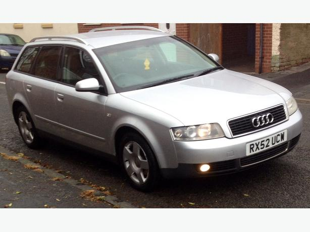 2003 audi a4 1 9 tdi avant 130 bhp sandwell dudley. Black Bedroom Furniture Sets. Home Design Ideas