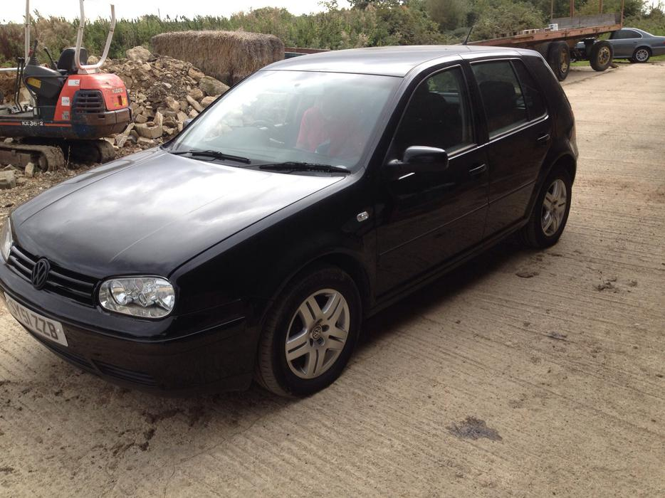 2001 vw golf gt tdi 130 bhp dudley sandwell. Black Bedroom Furniture Sets. Home Design Ideas