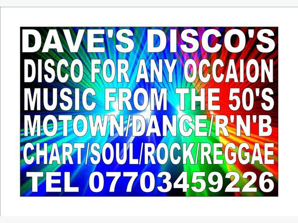 DAVE'S DISCO'S