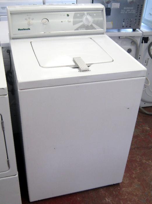Huebsch Commercial Top Loader Washing Machine 8kg