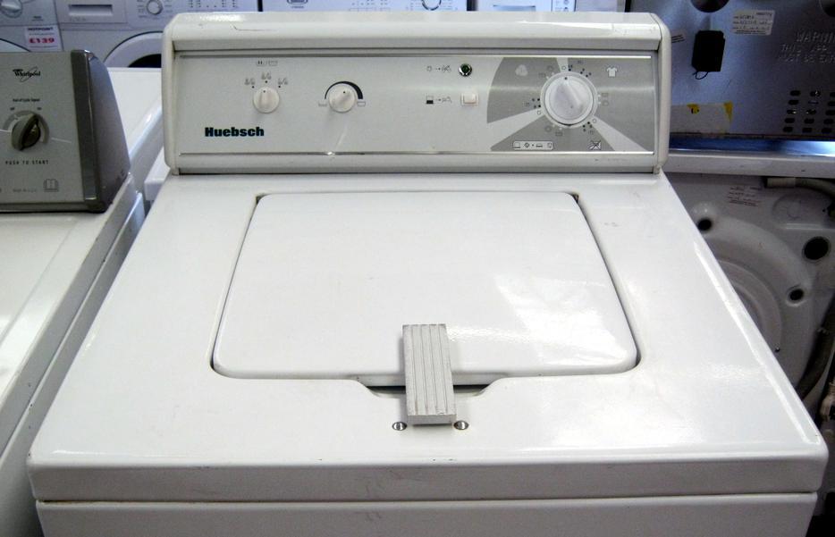 huebsch washing machine