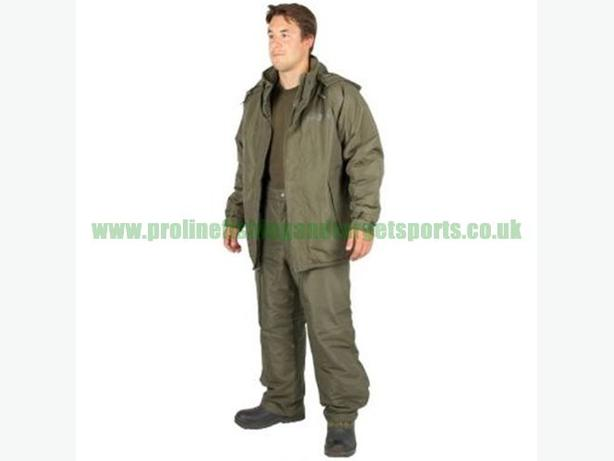 Nash H-Gun Jacket, Trousers and T-Shirt Combo @ Proline Tackle