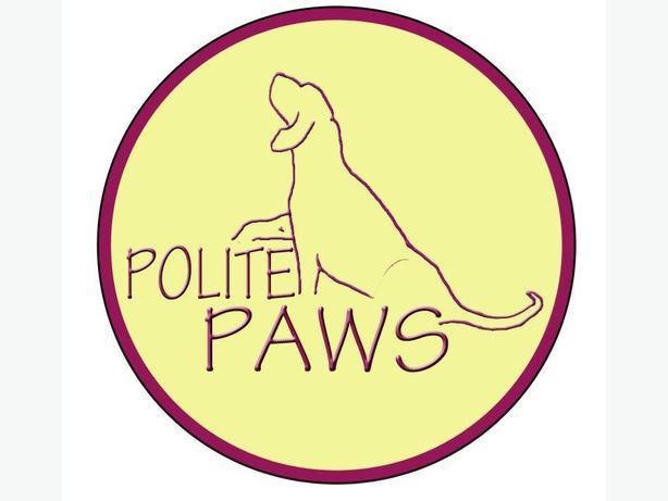 Polite paws infant and primary training classes Staffordshire