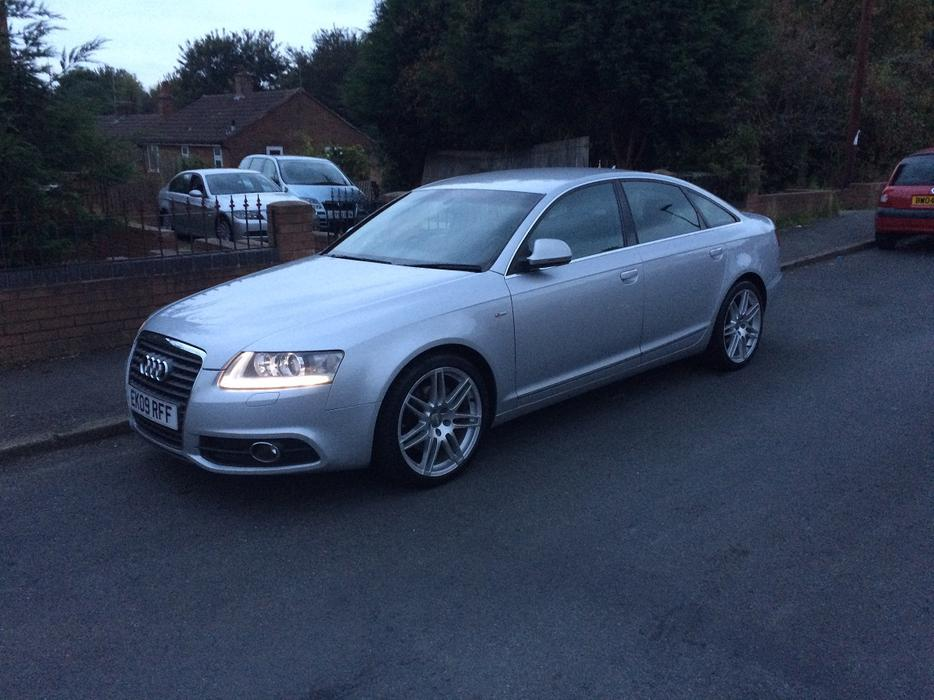 AUDI A6 2.0TDI S LINE LE MANS 170 BHP FULLY LOADED FACE LIFT 2009 DUDLEY, Wolverhampton