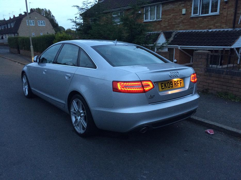 AUDI A6 2.0TDI S LINE LE MANS 170 BHP FULLY LOADED FACE