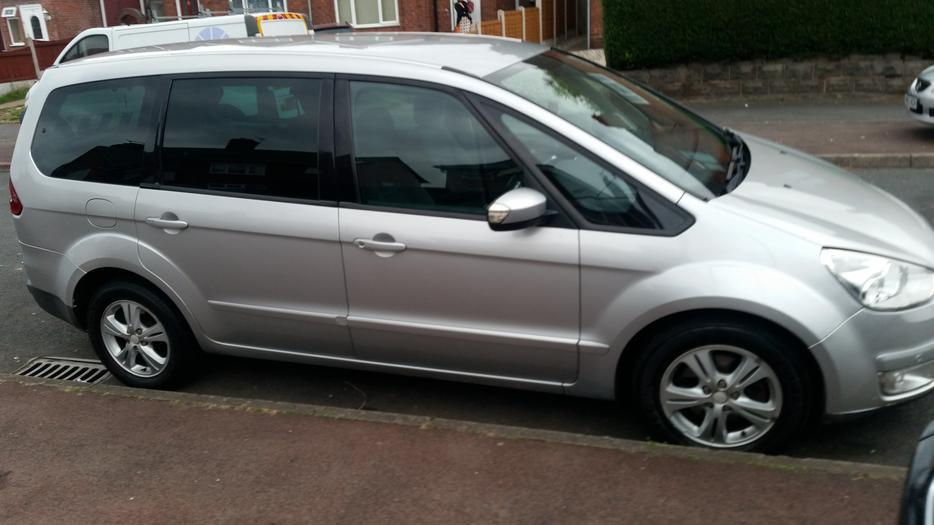 56 reg ford galaxy new shape 2 0 tdci diesel drives very good 7 seats walsall wolverhampton. Black Bedroom Furniture Sets. Home Design Ideas