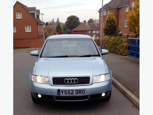 2003 audi a4 1 9 tdi 130 bhp sandwell dudley. Black Bedroom Furniture Sets. Home Design Ideas