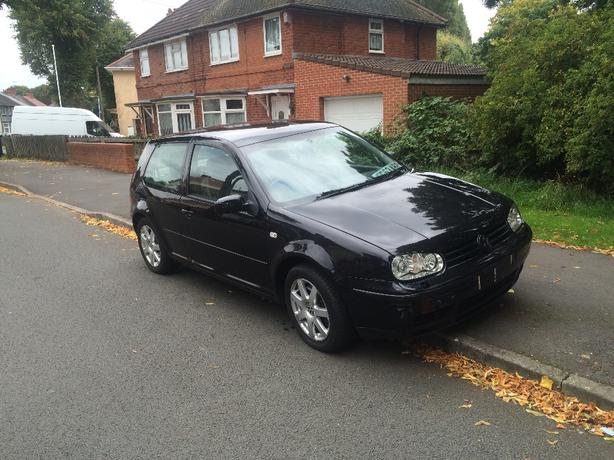 vw golf v6 4motion smethwick dudley. Black Bedroom Furniture Sets. Home Design Ideas