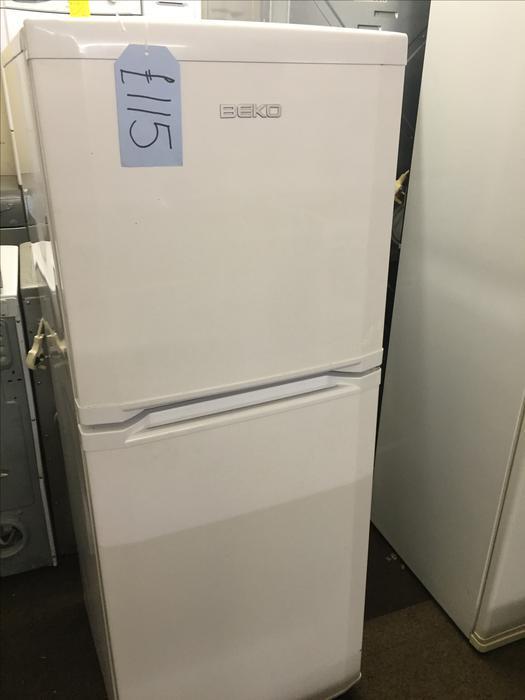 beko fridge freezer in very good condition with. Black Bedroom Furniture Sets. Home Design Ideas