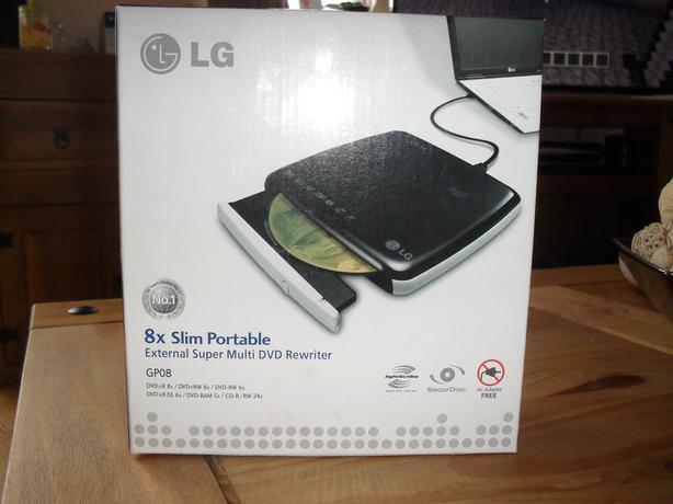 LG DVD CD Rewriter