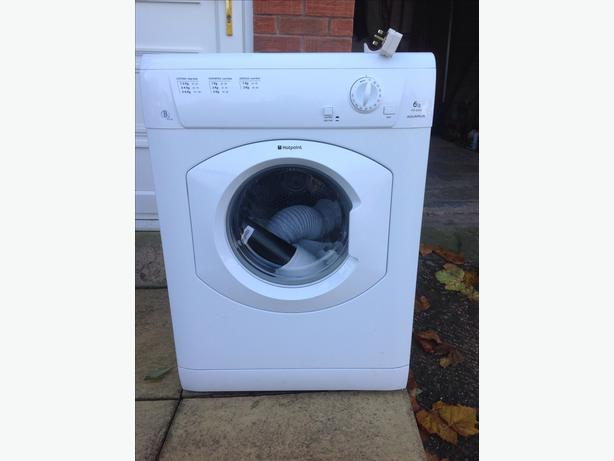 Loading Tumble Dryer ~ Hotpoint kg load tumble dryer brierley hill wolverhampton
