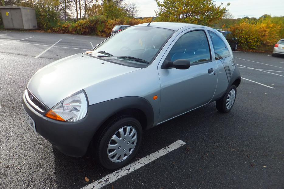 ford ka 2005 12 months mot full service history kingswinford sandwell. Black Bedroom Furniture Sets. Home Design Ideas