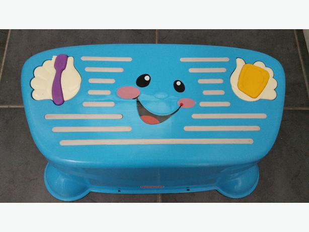 fisher price stool