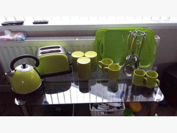 Lime Green Kitchen Appliances Accessories Rowley Regis Dudley