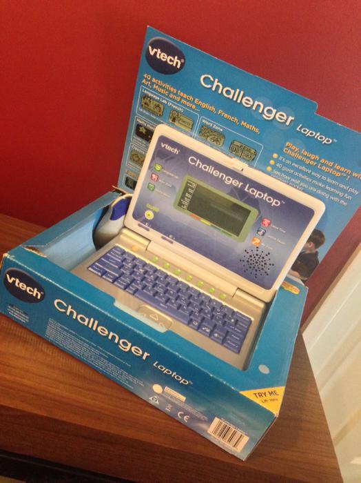 Vtech Challenger Laptop Stourbridge Sandwell border=