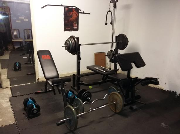 Phoenix multi bench press wolverhampton dudley