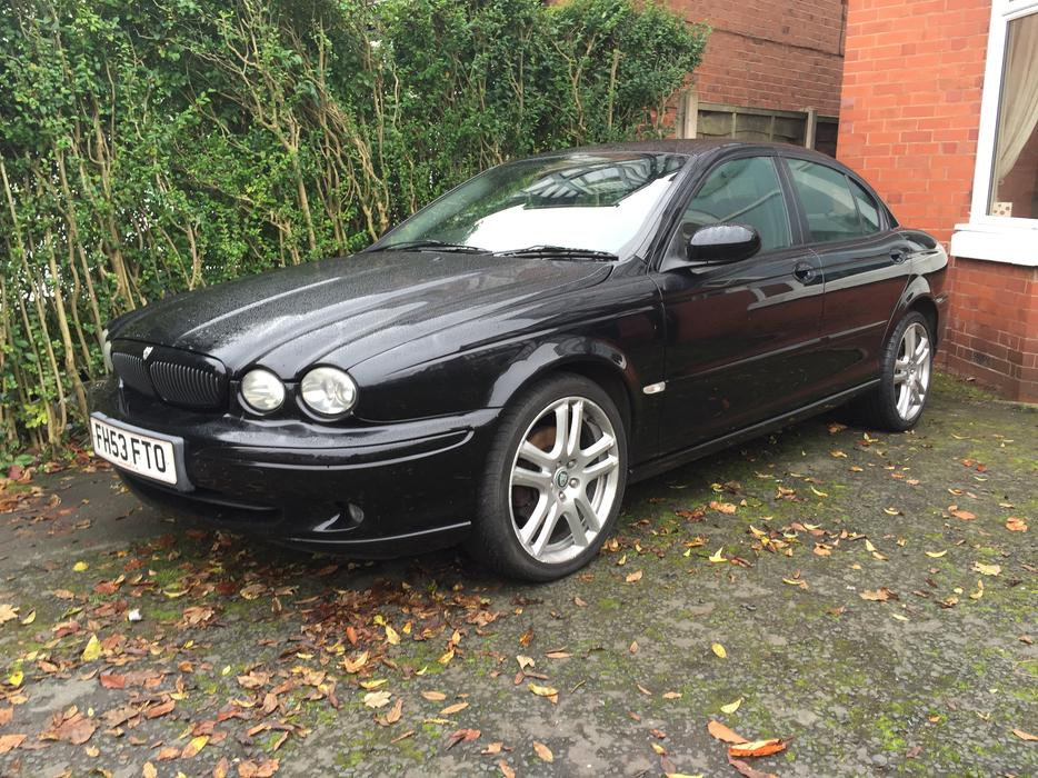 jaguar x type sport 3 0 v6 rare 4 wheel drive 2003 spares or repairs walsall wolverhampton. Black Bedroom Furniture Sets. Home Design Ideas