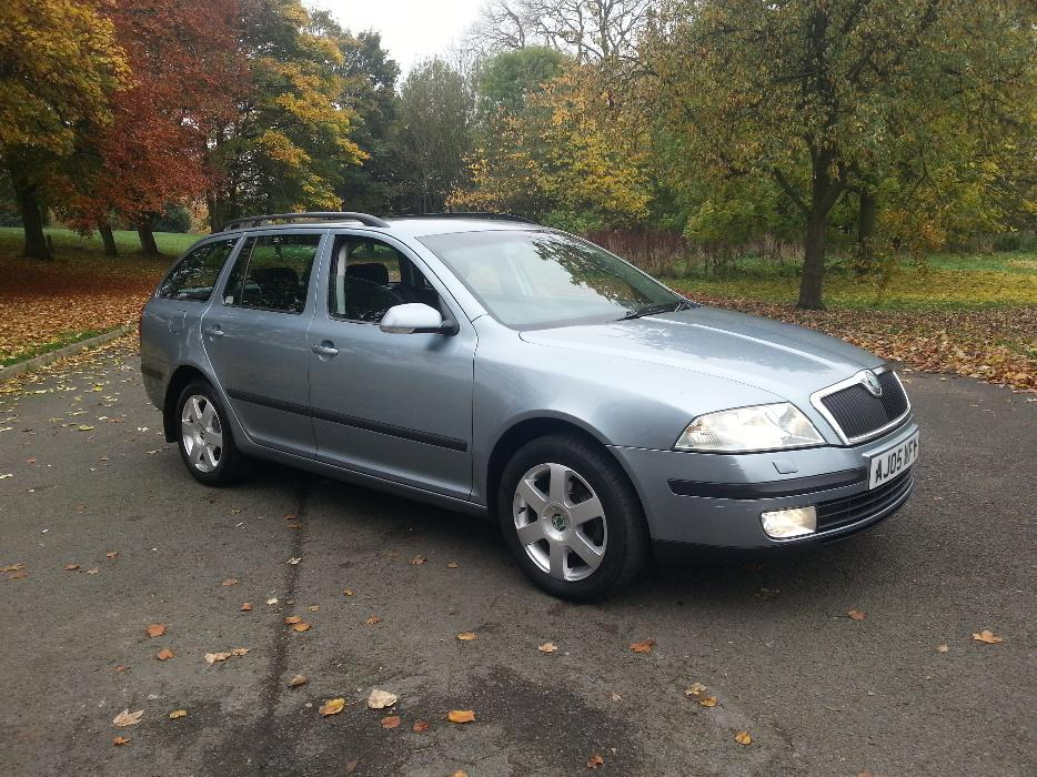 2005 05 skoda octavia 1 9 tdi pd 105 elegance estate sandwell dudley. Black Bedroom Furniture Sets. Home Design Ideas