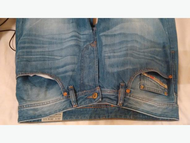 jeans diesel larkee w32 l32 new other wolverhampton. Black Bedroom Furniture Sets. Home Design Ideas