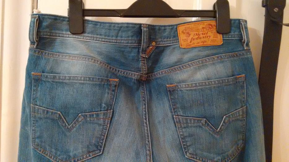 jeans diesel larkee w32 l32 new other dudley. Black Bedroom Furniture Sets. Home Design Ideas