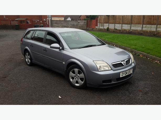 2004 vauxhall vectra estate 2 0 turbo diesel swap sale px. Black Bedroom Furniture Sets. Home Design Ideas