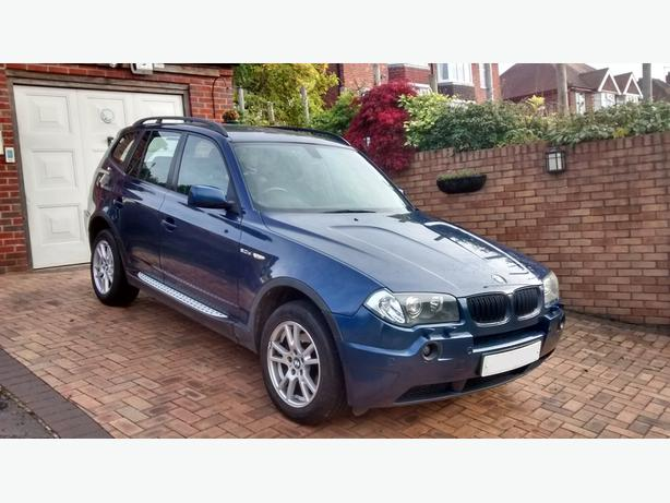 bmw x3 2 0 ltr diesel nice car 50 mpg outside black country region wolverhampton. Black Bedroom Furniture Sets. Home Design Ideas
