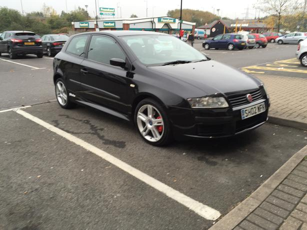fiat stilo 1 9 jtd dynamic 3 door subtle mods cleanest example at this price wednesfield. Black Bedroom Furniture Sets. Home Design Ideas