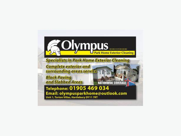 OLYMPUS PARK HOMES LIMITED