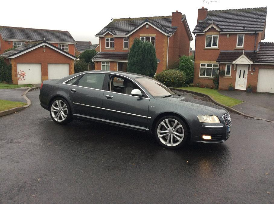 audi s8 5 2 v10 lamborghini engine 450 bhp new shipe dudley wolverhampton. Black Bedroom Furniture Sets. Home Design Ideas