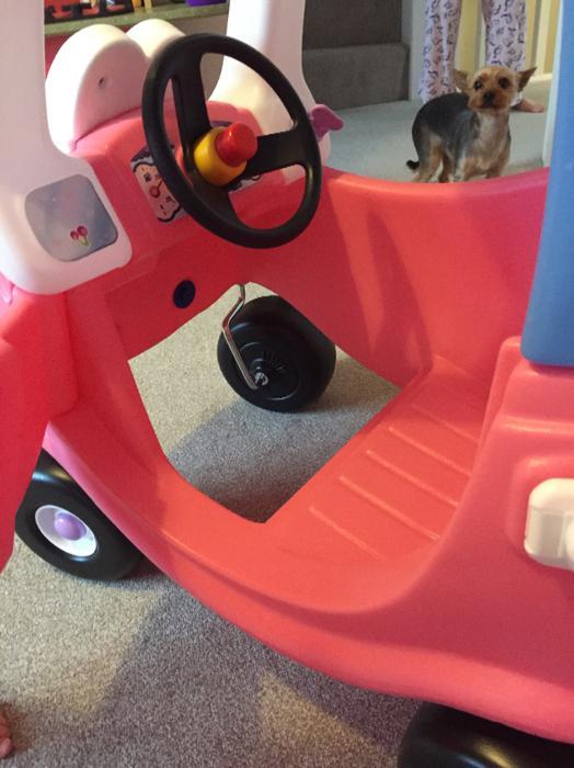 pink little tikes car WALSALL, Sandwell -> Kuchnia Zabawka Little Tikes