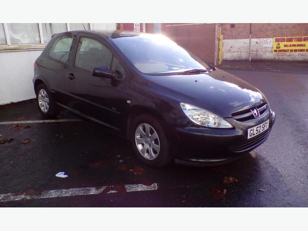 Nice 52plate Peugeot 307 1 6 Full Mot Drives Mint Brierley