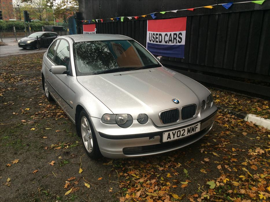 bmw 316 ti se compact outside black country region dudley. Black Bedroom Furniture Sets. Home Design Ideas