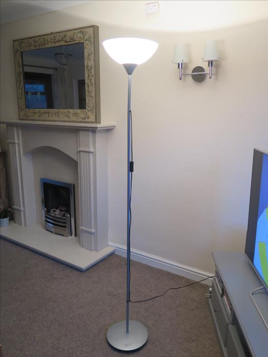 Floor Standing Uplifter Lamp Wolverhampton Dudley