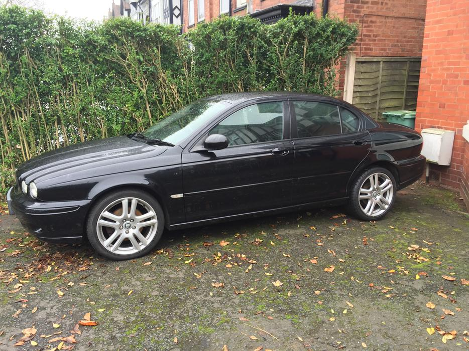 jaguar x type 3 0 sport v6 4wheel drive spares or repairs walsall dudley. Black Bedroom Furniture Sets. Home Design Ideas