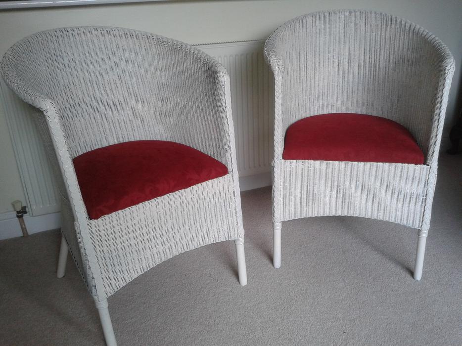 2 lloyd loom chairs wolverhampton sandwell. Black Bedroom Furniture Sets. Home Design Ideas