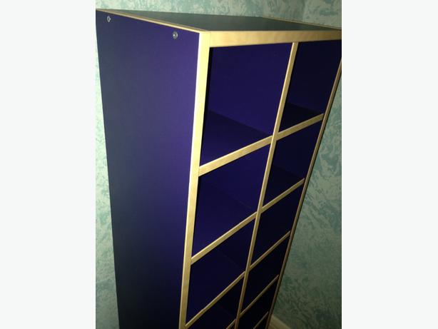cd rack ex ikea coseley wolverhampton. Black Bedroom Furniture Sets. Home Design Ideas
