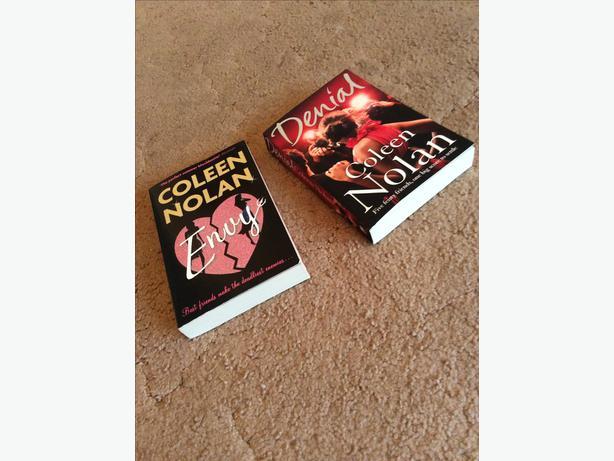 2 paper back Coleen Nolan books