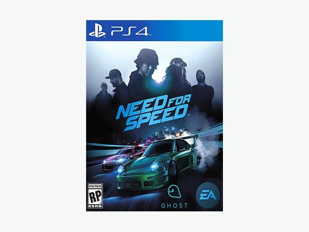 need for speed 2015 ps4 game played once bushbury dudley. Black Bedroom Furniture Sets. Home Design Ideas