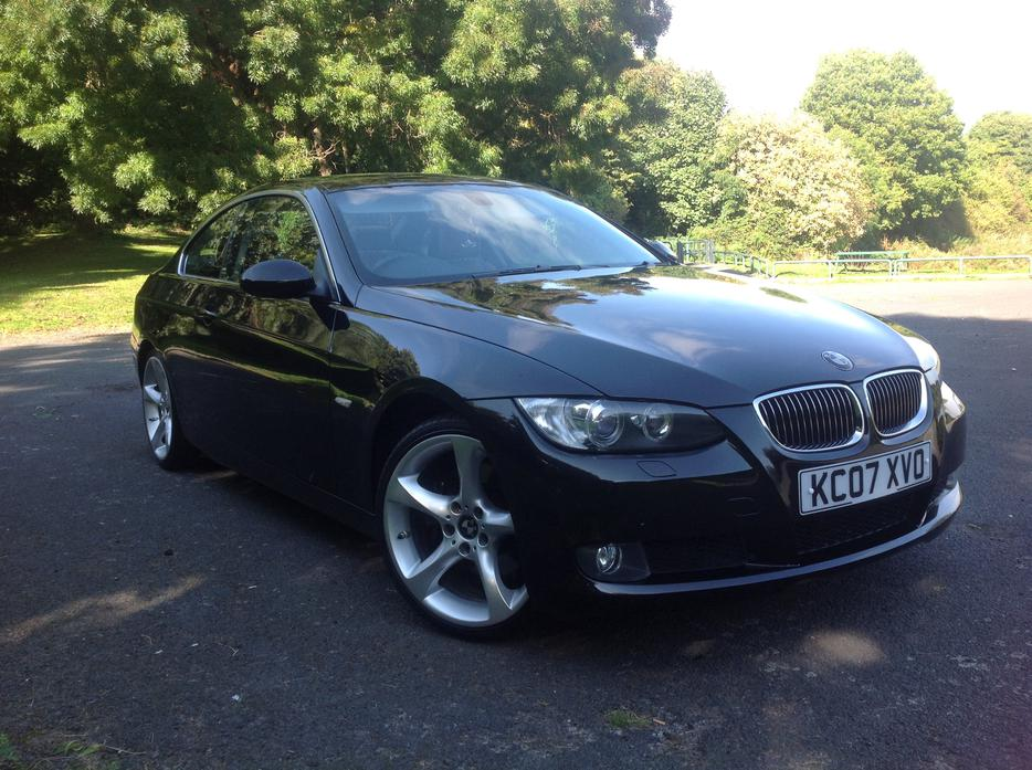 Bmw E92 3 0si Coupe 07 Reg Dudley Sandwell