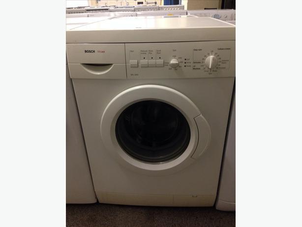 bosch maxx 6 kg 1100 spin washing machine with guarantee stourbridge wolverhampton. Black Bedroom Furniture Sets. Home Design Ideas