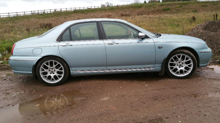 rover 75 engine fully loaded for swaps or sell. Black Bedroom Furniture Sets. Home Design Ideas