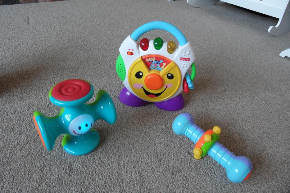 Unisex Baby Toy Bundle Fisher Price Amp Early Learning