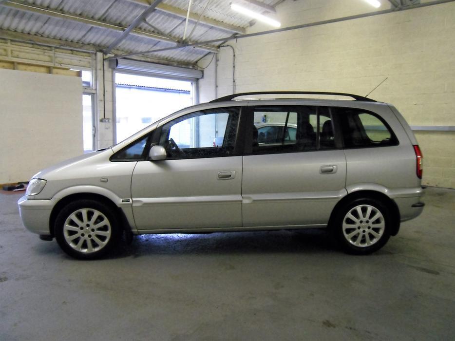 2004 54 Reg Vauxhall Zafira Elegance Diesel Dti 16v Only