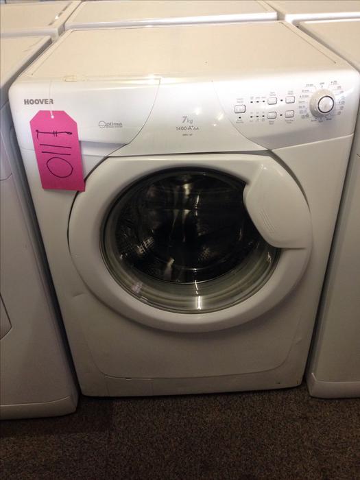 hoover 1400 aaa washing machine manual