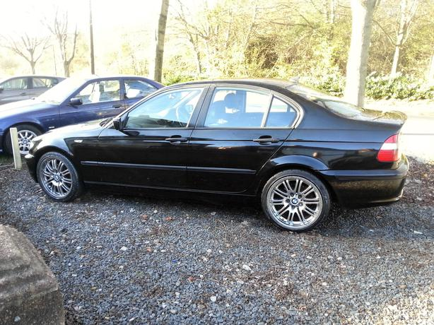 bmw 320d se turbo diesel 2002 plate 12 months mot tidy car. Black Bedroom Furniture Sets. Home Design Ideas