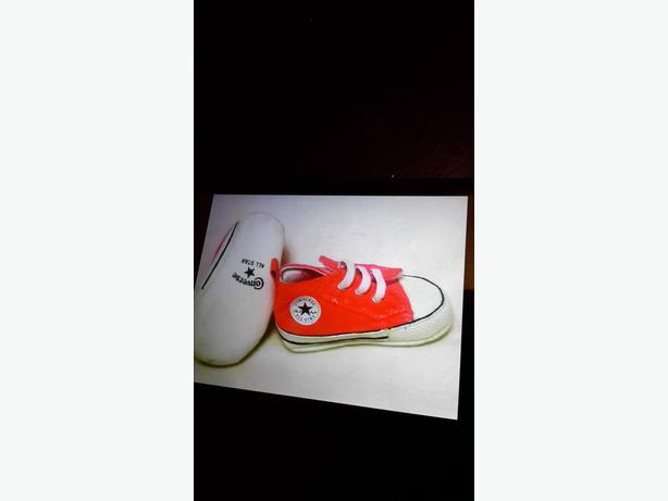 Converse baby boots