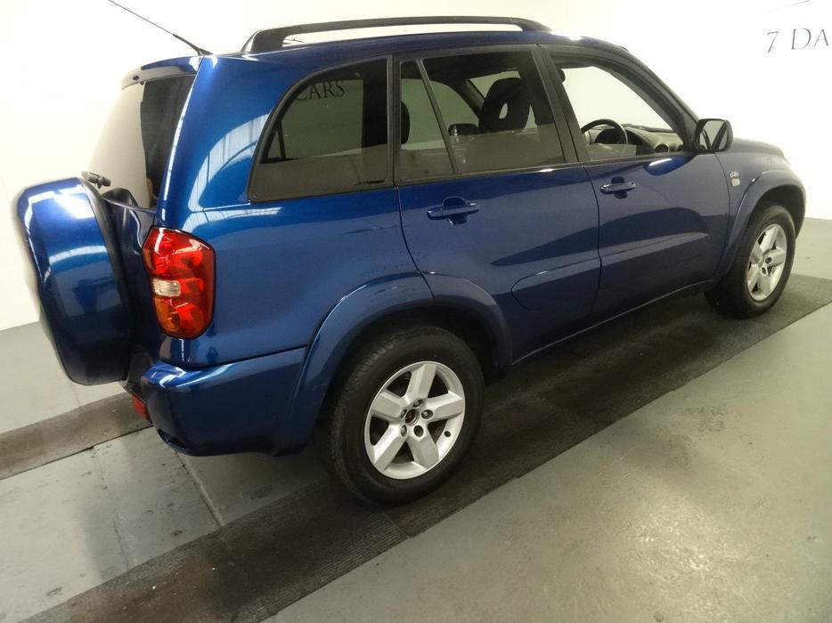 toyota rav4 2005 d4d diesel smethwick birmingham. Black Bedroom Furniture Sets. Home Design Ideas
