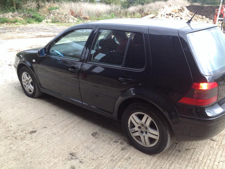 2001 vw golf gt tdi 130 bhp halesowen dudley. Black Bedroom Furniture Sets. Home Design Ideas