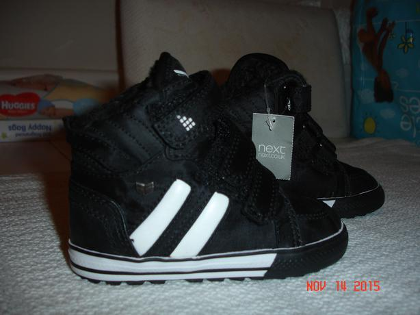 Toddler Boys size 5 trainers