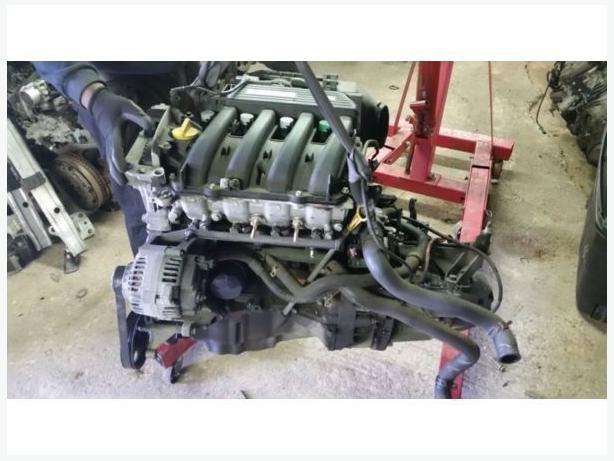 Renault Engine 1.6 16v 4 Cylinder Complete Engine K4M 760/761 MKII